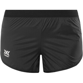 X-Bionic W's Aero Running Pants Short Black/White